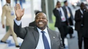 RAIS wa Gabon, Ali Bongo