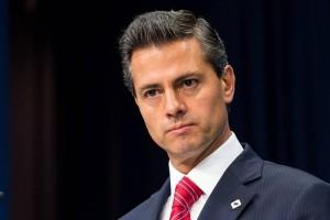 Rais wa Mexico, Enrique Pena Nieto.