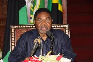 RAIS wa Zanzibar na Mwenyekiti wa Baraza la Mapinduzi, Dk. Ali Mohamed Shein.