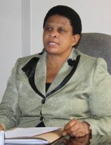 Mkurugenzi Mtendaji wa Mamlaka ya Hali ya Hewa Tanzania (TMA), Dk. Agnes Kijazi.