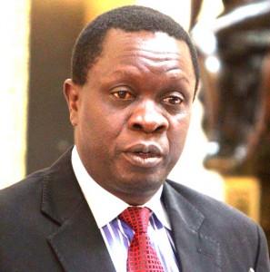 Waziri wa Viwanda, biashara na uwekezaji, Charles Mwijage.