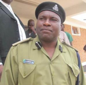 Kamanda wa Polisi Mkoa wa Mbeya, Dhahiri Kidavashari.