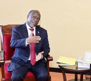 RAIS Dk. John Magufuli.