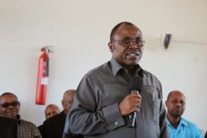 MKUU wa Mkoa wa Lindi, Godfrey Zambi.