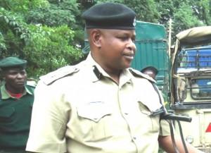 Kamanda wa Polisi, Mkoa wa Ruvuma, Zuberi Mwombeji