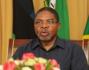 RAIS wa Zanzibar, Dk. Ali Mohamed Shein