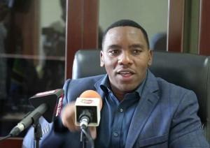MKUU wa Mkoa wa Dar es Salaam, Paul Makonda