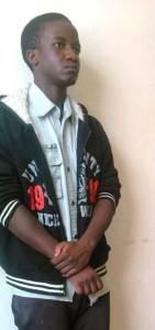 Mwanafunzi Sebastian Chinguku