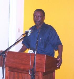 MWANDISHI wa habari mkongwe nchini, Jenerali Ulimwengu.