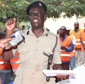 Kamanda wa Polisi Mkoa wa Temeke, Gilles Muroto