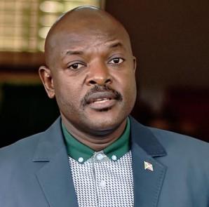 Rais wa Burundi, Piere Nkurunziza