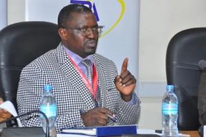 Mkurugenzi Mkuu wa Mamlaka ya Usimamizi wa Bandari (TPA), Mhandisi Deusdedit Kakoko