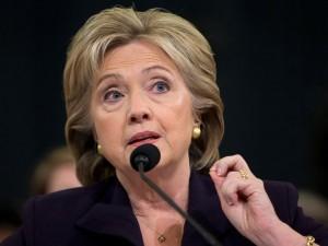 Aliyekuwa mgombea  urais wa Marekani  kwa tiketi ya Democratic, Hillary Clinton