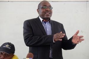 Richard Kayombo
