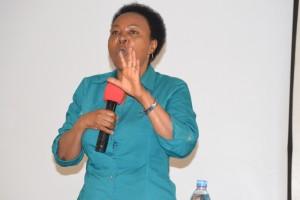 Katibu Tawala wa Mkoa wa Mbeya, Mariamu Mtunguja