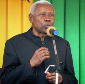 MAKAMU wa Rais mstaafu, Dk. Mohamed Gharib Bilal