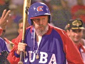 Fidel Castro kwenye Baseball