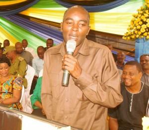 Mbunge wa Moshi Vijijini (Chadema), Anthony Komu