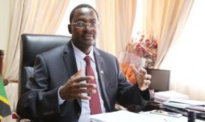 Waziri wa Tamisemi, George Simbachawene