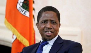 RAIS wa Zambia, Edgar Lungu