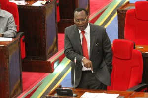 Kiongozi wa Kambi Rasmi ya Upinzani Bungeni, Freeman Mbowe