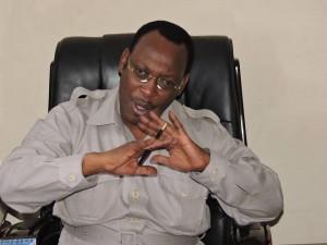 Mwenyekiti wa Chadema,  Freeman Mbowe
