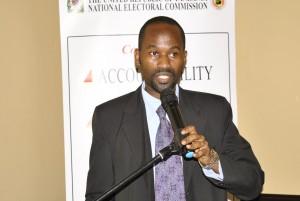 Kaimu Mkurugenzi wa Uchaguzi wa NEC, Emanuel Kawishe