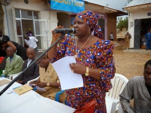 Mkurugenzi Mtendaji wa Halmashauri ya Wilaya hiyo, Sophia Kumbuli
