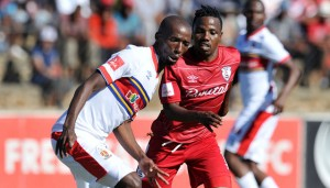 Football - Absa Premiership 2015/16 - Free State Stars v University of Pretoria - Goble Park