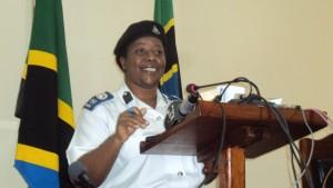 Msemaji wa Jeshi la Polisi, Kamishna Msaidizi, Advera Bulimba.