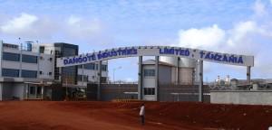 Kiwanda cha Saruji cha Dangote Industries Limited Tanzania