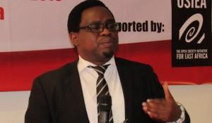 Mwenyekiti wa Shirika lisilo la Serikali la Utetezi wa Haki za Binadamu, (THRDC), Onesmo Olengurumwa