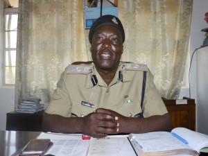Kamanda wa Polisi Mkoa wa Shinyanga, Jumanne Muliro
