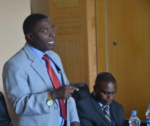 Naibu Waziri wa Nishati na Madini, Dk. Medard Kalemani
