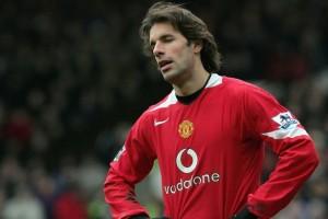 Ruud van Nistelrooy aliwahi kushindwa kipimo cha ukakamavu.