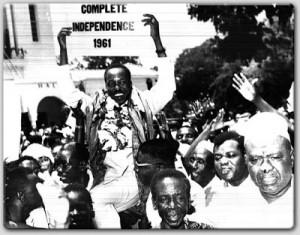 tanzania-independence