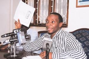 ALIYEKUWA mbunge wa Kigoma Kusini kwa tiketi ya NCCR-Mageuzi, David Kafulila