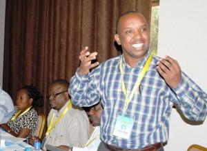 Katibu wa TEF, Neville Meena