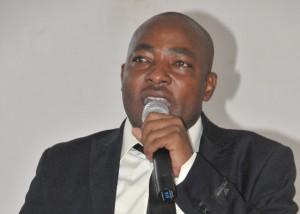 MEYA wa Jiji la Dar es Salaam, Isaya Mwita