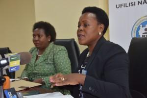 KAIMU Mkurugenzi Mkuu wa Wakala wa Usajili, Ufilisi na Udhamini (RITA), Emmy Hudson