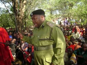 Kamanda wa Polisi, Mkoa wa Rukwa, George Kyando