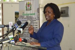 Waziri wa Elimu, Sayansi, Teknolojia na Ufundi, Profesa Joyce Ndalichako.