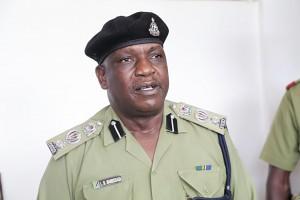KAMANDA wa Polisi Mkoa wa Dodoma, Lazaro Mambosasa