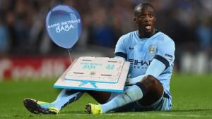 Kiungo wa Klabu ya Manchester City, Yaya Toure aligombana na mwajiri wake huyo kwa kutompatia keki ya siku ya kuzaliwa
