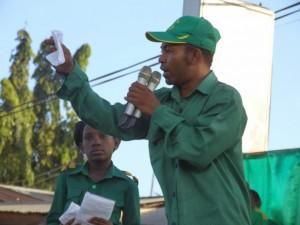 MBUNGE wa Donge, Sadifa Juma Khamis
