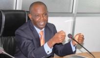 Waziri  wa Ujenzi, Uchukuzi na Mawasiliano, Profesa Makame Mbarawa
