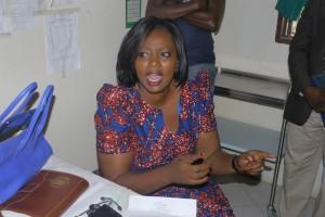 MKUU wa Wilaya ya Shinyanga, Josephine Matiro