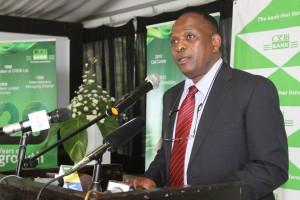 Mkurugenzi Mtendaji CRDB, Dk Charles Kimei.
