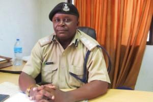 Kamanda wa Polisi Mkoa wa Temeke, Andrew Satta