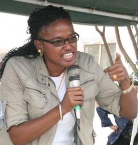 Mwenyekiti wa Bawacha Taifa, Halima Mdee
